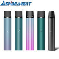 Auténtico YOOZ CERO 2 VAPE POD POD Dispositivo de sistema incorporado 350mAh Battery Stick Pen para YOOZ CERO 2 Cartuchos de vainas desechables (se venden por separado)