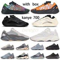 V1 V2 V2 Wave Runner Mauve Kanye Newwest Mnvn Vanta Satic Shoes Man Womens Gray Sports مصمم ألعاب القوى أحذية رياضية 36-47 منصة Yeezys Yezzy 700 500 Sun