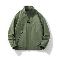 Men's Jackets Jacket Male Autumn Casual Korean Version Of The Trend 2021 Loose Trendy Sportswear