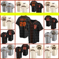 San Francisco Buster Posey Giants Jerseys Kevin Gausman 35 Brandon Crawford 37 Matt Wisler Бейсбол 17 Джейк McGee 9 Brandon Ream 7 Донован Солано 10 Evan Longoria