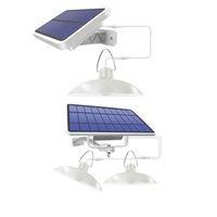 Solar Light Solars Сплит Лампы Водонепроницаемый для кемпинга Терраса Сад Домашняя Палатка Аварийная лампа Crestech