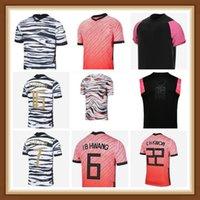 2021 2022 Fussball Trikots Sohn Süd 21 22 Korea Home Away Black Hyung Kim Lee Ho Jersey Benutzerdefinierte Männer Kinder Training Football Hemden
