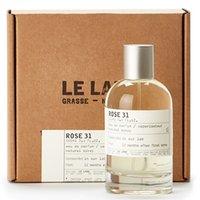 Parfym Unisex Le Labo Santal 33 Rose 31 Gaiac 10 Irländsk 39 En annan 13 Eau de Parfum 100 ml 3.4 oz Män Kvinnor Fragrance Långvarig Spray Hög kvalitet