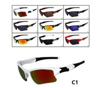 Brand New Men Sunglasses Sports Spectacles Women Goggle Glasses Cycling Sports Outdoor Sun Glasses 9 colors Classic Sunglasses