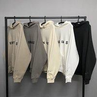 Heren Womens Hoodies Sweatshirts Kleding Jongen Unisex Kleding Sportware Sweatshirt Reflecterende Brief Hoodie Mannen Dames Trui Sweatshirt Kleding Overhemden Luxe