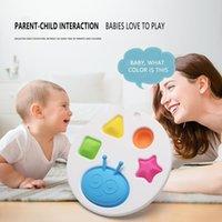 Livraison rapide Fidget Toys Baby Sensory Jouets Cerveau Développement du cerveau Illumination Education précoce Popit Popit Squishy Fige Toys Stress Simple Dascipe