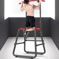 다기능 실내 풀기 바 홈 체육관 휘트니스 장비 가로 막대 근육 트레이너 운동 스테이션 파워 타워 당김