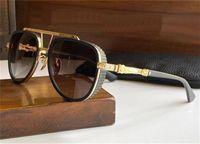 تصميم جديد نظارات شمسية pushin قضيب أنا الطيار إطار الرجعية الشرير تصميم الثقيلة دراجة نارية سترة نمط أعلى جودة uv400 عدسة النظارات