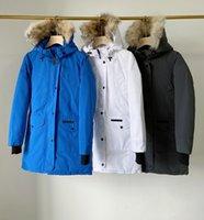 Kış Aşağı Bayan Kadınlar Erkek Erkekler Parka Homme Jassen Giyim Kurt Kürk Kapüşonlu Fourrure Manteau Wyndham Ceket Ceketler Canadas Kanada Ceket Gooder Hiver Doodoune 01
