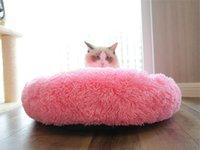 55٪ من الكلب سرير أريكة أريكة جولة أفخم حصيرة للكلاب كبيرة labradors القط منزل الحيوانات الأليفة سرير dcpet أفضل دروبشيبينغ سنتر مصغرة حجم ottie