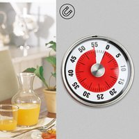 Kitchen Timer Stainless Steel Novelty Countdown Cooking Cloc...