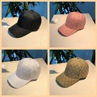 Lujos diseñadores béisbol gorra de béisbol verano playa gorras gorras sombreros moda mujer sombrero de sol calidad alta calidad hip hop clásico
