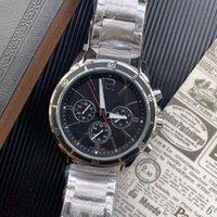Мужские часы с горячим стилем 42 мм мужские часы из нержавеющей стали. Дневной день Дата только Etxquartz наручные часы Super люминесцентные часы