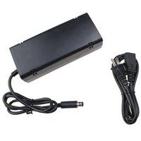 US US Plug для Xbox360 / Xbox 360 E Консоль для замены адаптеров адаптеров AC адаптера переменного устройства.