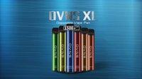 ORIGINAL OVNS XL OVNSxl 1500puffs Disposable 950mah Device Pod Kit 1500 Puff 5ml Prefilled Cartridges Vape Empty Pen VS Plus Flow Bar XXL Xtra