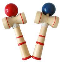 Kind-kendama-ball-japanisch-traditionell-holz-game-balance-kenntnis-pädagogisches Spielzeug