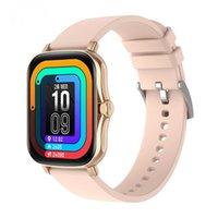 YOSON P8 Plus Smart Watch Men 1.69 Inch Full Touch Heart Rate Fitness Tracker IP67 Waterproof Women GTS 2 Smartwatchse for XiaoMi HW Apple