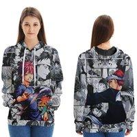 Sudaderas con capucha para mujer Sudaderas Anime Food Wars ShokugeKi No Soma Yukihira Impreso con capucha Cosplay Costume Hombres Mujeres Streetwear