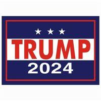2024 ABD Başkanlık Kampanyası Trump Sticker Kurallar Değişti Trump 2024 Araba Çıkartmaları Tampon Sticker Çıkartması Araç Posterler GGA4203