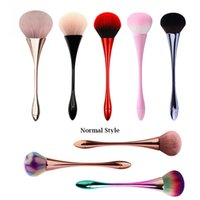 Makeup brushes for foundation brush face shadow brushes make up brushes set for eye shadow brocha de maquillaje too faced brush