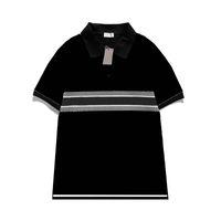21 ss volle Buchstaben Designer Polo Männer Google Hot Sommer Polos Hemd Frauen Buttons Kurzarm Mode Straße Tragen Homme Kleidung