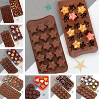 Kitchen Silicone Ice Mold Funny Candy Biscuit Ice Mold Tray Bachelor Party Jelly Chocolate Cake Mold Household Baking Tools Mould ZC124