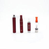 Ego evod 3 em 1 vaporizador de cera de erva seca e cig starter kit 1100mAh bateria de bateria vape vaporizador tanque atomizador