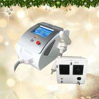 Ev Kullanımı Q Anahtarı Güçlü ND YAG Lazer Makinesi / Picosecond Fraksiyonel Tatoo Temizleme Üretici Bulma Distribütör