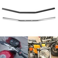 7/8 дюймов 22 мм Мотоцикл Перетаскивание прямой руль для Suzuki Honda CG125 GN125 JH70