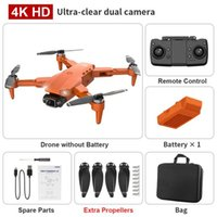 L900 PRO 4K 5G WIFI elektrische einstellbare Dual-Kamera-Drohne, bürstenloser Motor, GPS-Position, Rendite mit geringer Leistung, Smart Follow, 28 Minuten fliegen, verwenden