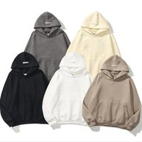 Högkvalitativ Varm Hoodies Hoodies Mens Womens Fashion Streetwear Pullover Sweatshirts Loose Lovers Tops Sweater Clothing