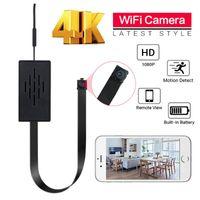 Mini Cameras WiFi IP Nanny Camera Module Motion P2P Battery Video Recorder Home Security Camcorder Remote Control Hidden TF