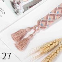 Designer Jewelry Fashion Luxury Bracelet Zg Woven Letters Ladies Adjustable Thread Wrist Strap Boho Wrap Wholesale s for Women {category}N5IZ 9UPY