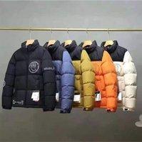 여성 망 다운 파카스 겨울 겉옷 캐주얼 재킷 따뜻한 후드 unisex 코트 아웃웨어 힙합 남자 streetwear 크기 s-2xl
