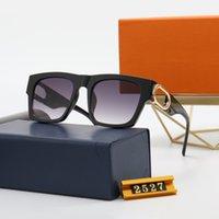 Cornice in bianco e nero + oversize moda donna specchio occhiali da sole designer arancione veless uomo occhiali da sole con 6 stili