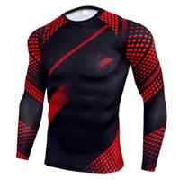 Gym Clothing Men Training Suit Stretch Quick-dry Tight Compression Sports Fitness Long-sleeved T-shirt Trousers Pant Basketball Sportswear