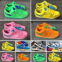 Klasik SB Ayı Pro QS Kesim Düşük Çocuk Basketbol Ayakkabıları Erkek Kız Gençlik Çocuk Spor Koşu Çizmeler Sneaker Boyutu 28-35