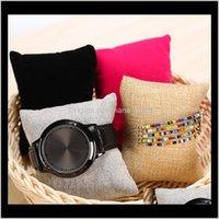 5 стилей мода льняной бархат новый прекрасный браслет губка браслеты подушки подушки для ювелирных изделий держатель afjsi jyyze