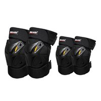Motorcycle Armor Motocross Elbow Pads Protector Knee Shin Guard Pad Protective Gear Motorcycles Goods