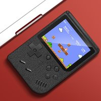 Portable Game Players 400 Games Mini Handheld Video Console 8-Bit 3.0 Inch Color LCD Kids Player Gift For