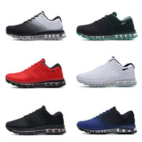 Satış Yüksek Kalite Erkek Hava 2017 Rahat Yürüyüş Koşu Spor Ayakkabı Ucuz Marka 2020 Adam Kadınlar Sinek Siyah Beyaz Kırmızı Mavi Trainer Sneakers F35