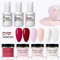 Acrylic Dip Powder Kit 6 Colors Dipping System with Powder F...