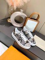 Chaussures de luxe pour femmes Sac de poussière Sac à poussière Snake Snake Snakers Soupes Soupes Été Sous-jumée Été