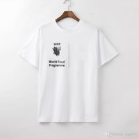 21SS MENS T Shirt Carta de hombre Carta de impresión Tshirt Tshirt Men Mujer Manga corta Camisas