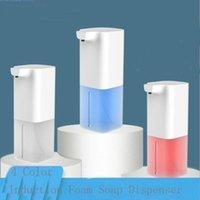 Berührungsfreier automatischer intelligenter Induktionsschaum Seifenspender Automatischer Alkoholsprayer Hand Sanitizer Dispenser Waschmaschine