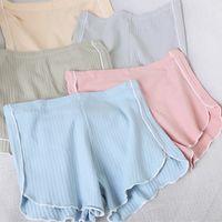 Komfortable Sicherheit Kurze Hosen Neue Frühling Sommer Shorts Mädchen Koreanische Mode unter Rock Unterwäsche Sicherheit Shorts Frauen Hot Y1119