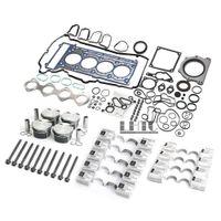 Motorüberholung Rebuild Kit für Mercedes-Benz W203 W204 W211 1.8 aufgeladen
