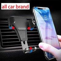 2021 Car Badge Phone Holder Air Vent Clip For BMW 1 2 3 4 5 6 7 Series X1 X3 E83 X5 F70 X6 E71 M E36 E46 E90 E60 F10 F11 G30 E81 E87