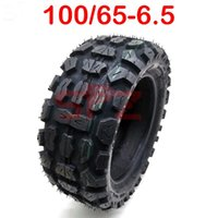 Motorcycle Wheels & Tires 100 65-6.5 Tubless Tire 11 Inch Vacuum Dualtron Widen Off-Road For Electric Scooter Tyre
