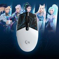 Mice G304 LIGHTSPEED Gaming Mouse 2.4G Wireless HERO Sensor DIY 12000DPI 6 Button Programmable Gamer KDA Ltd Edition